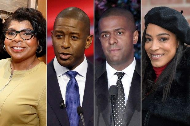 CNN Eyes All-black Opinion Show for April Ryan, Bakari Sellers, Angela Rye, Andrew Gillum