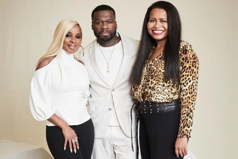 Mary J. Blige. - 50 Cent - Courtney Kemp