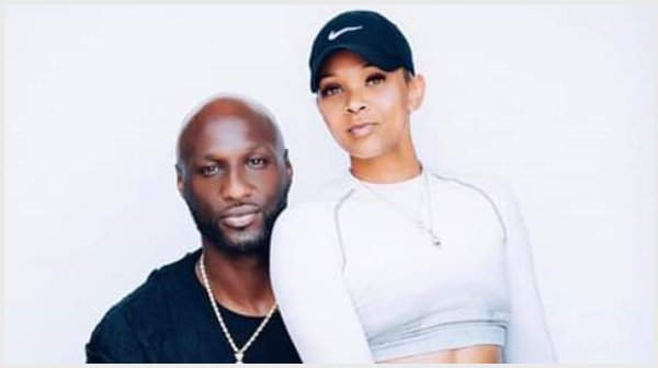 Lamar Odom-new lady
