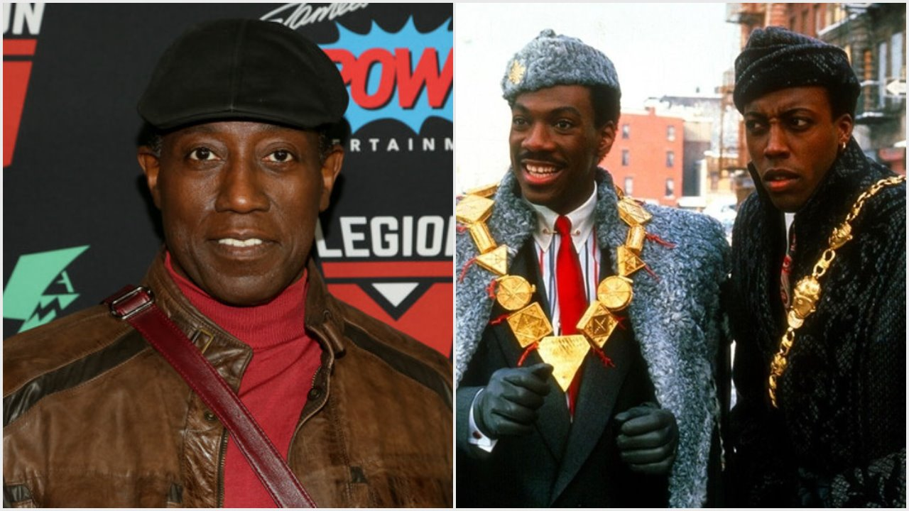 wesley sniple coming to america