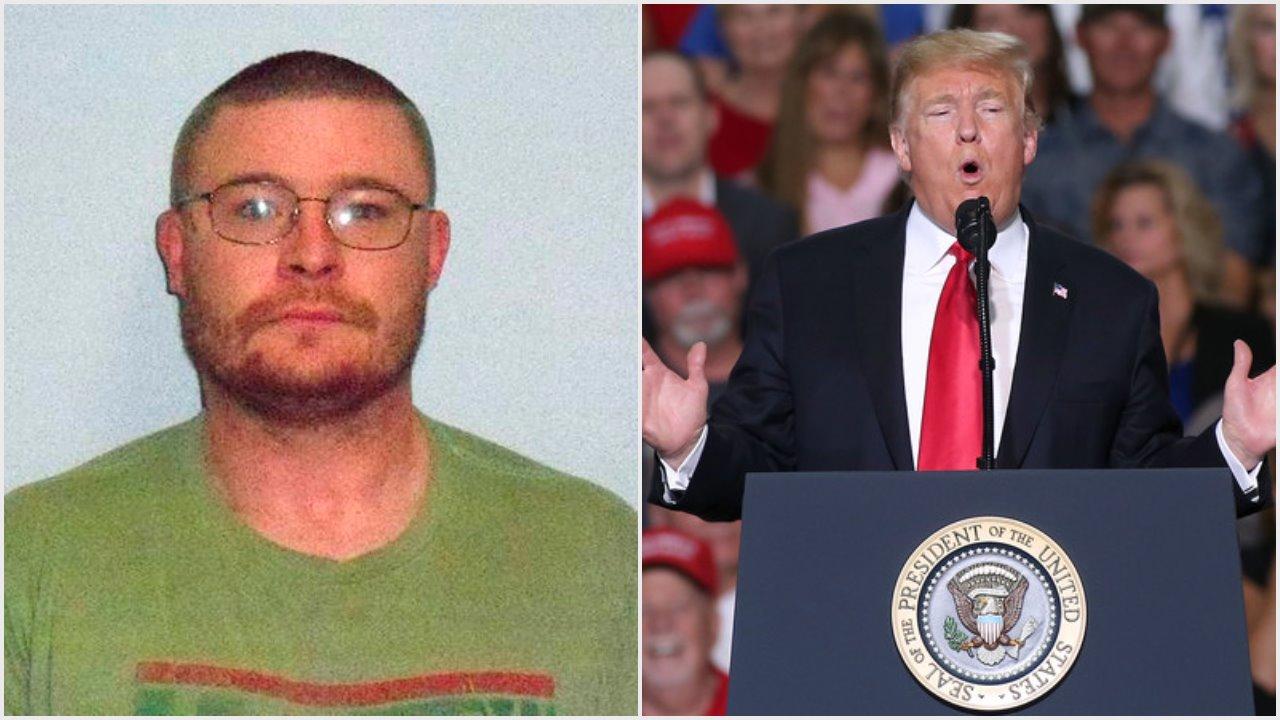 Curt James Brockway, Trump