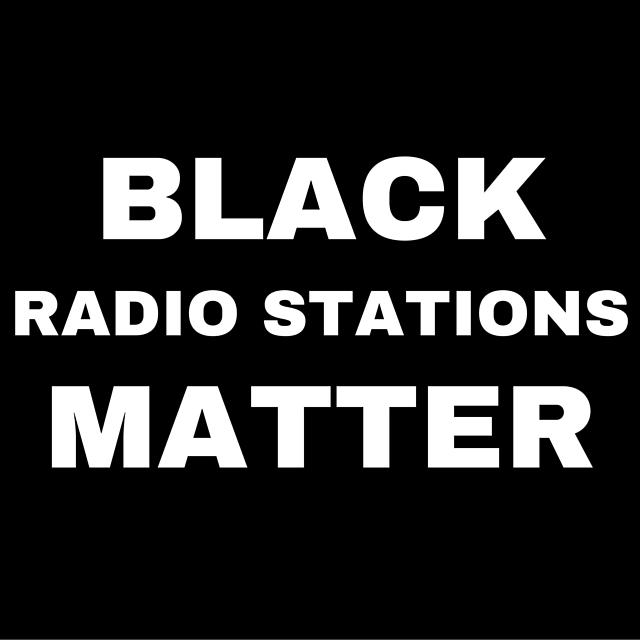 Black Radio Stations Matter