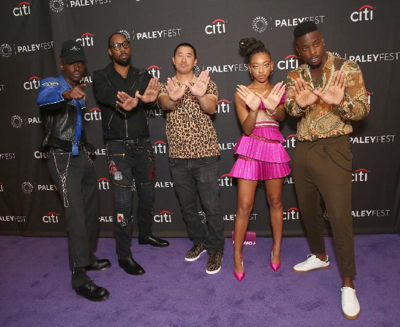 WuTang An American Saga cast