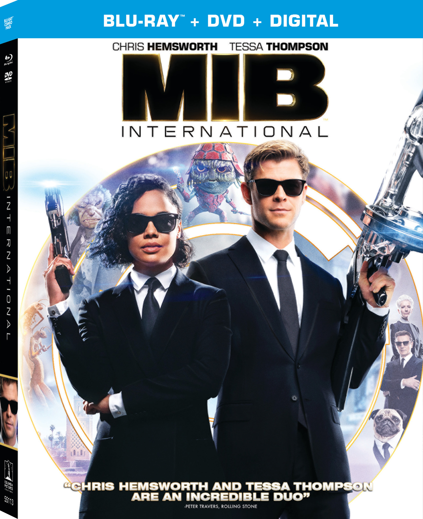 Eur Giveaway Enter To Win Mib International Blu Ray And