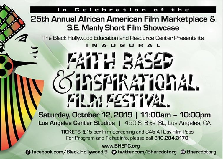 BHERC Faith Based Film Festival 2019