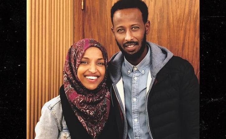 Ilhan Omar & Ahmed Hirsi