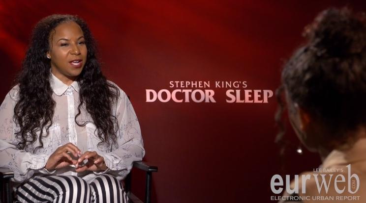 Jill Munroe intvs Kyliegh Curran - Doctor Sleep