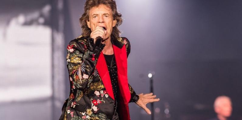 Mick Jagger - getty