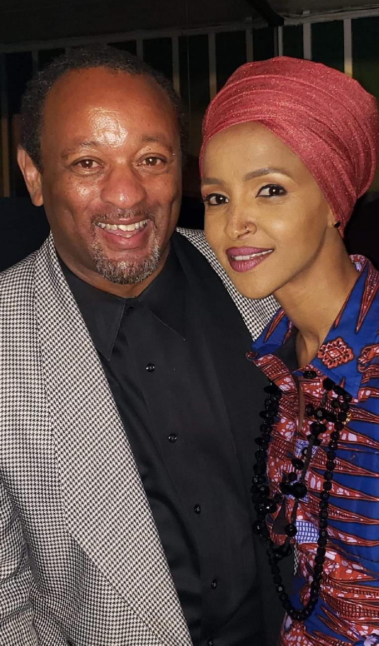 Najee Ali & Ilhan Omar
