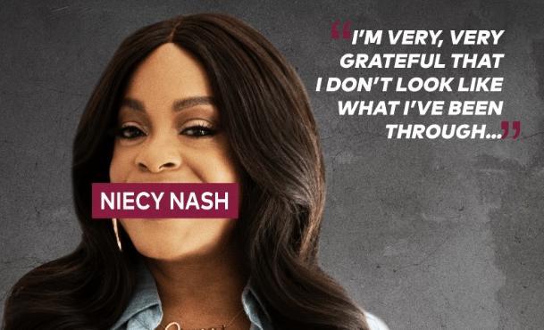 Niecy Nash uncensored - promo