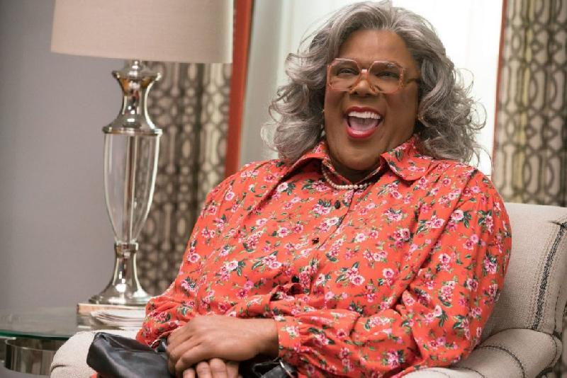 Tyler Perry as Madea (Getty)
