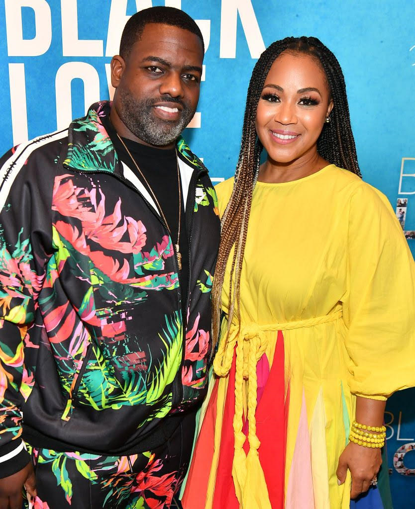Erica + Warryn Campbell