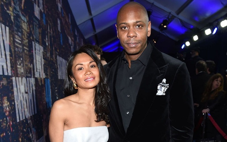 inside dave chappelle s relationship with wife elaine eurweb inside dave chappelle s relationship