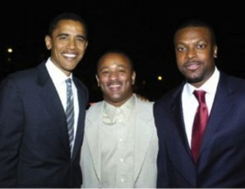 najee ali barack obama chris tucker