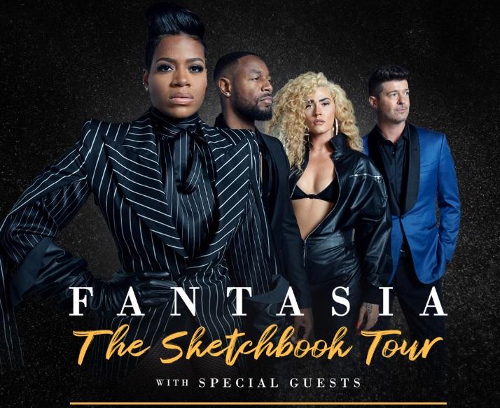 Fantasia Sketchbook Tour