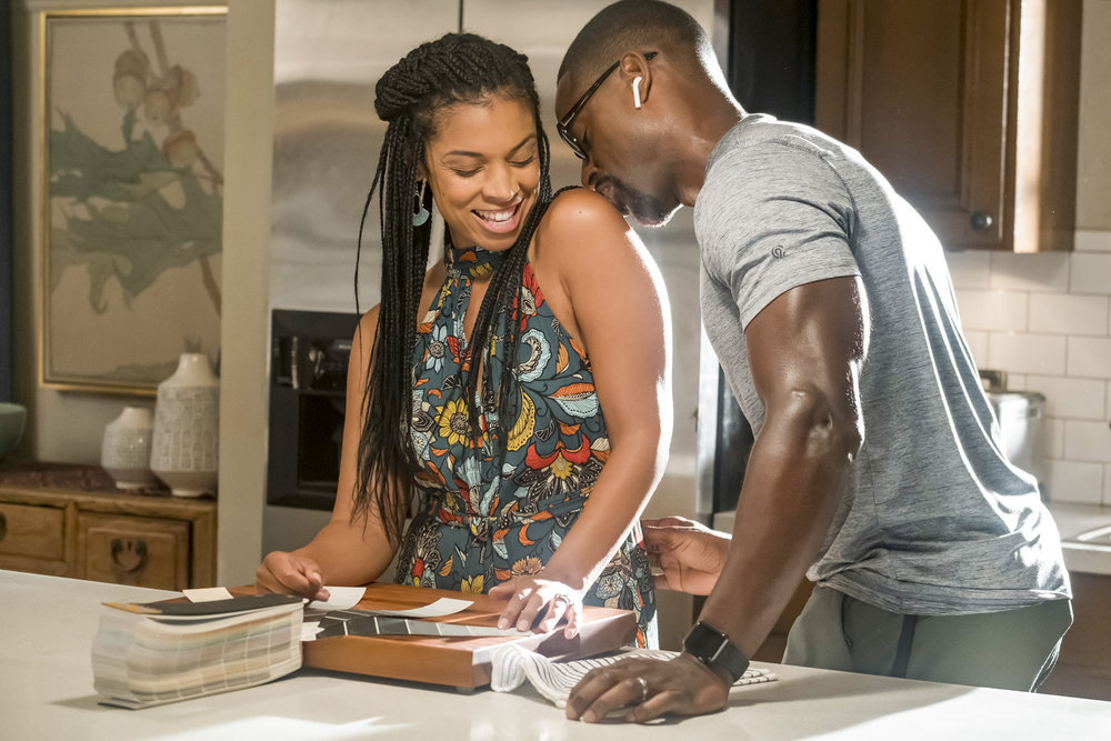 Susan Kelechi Watson, this is us, Sterling K. Brown