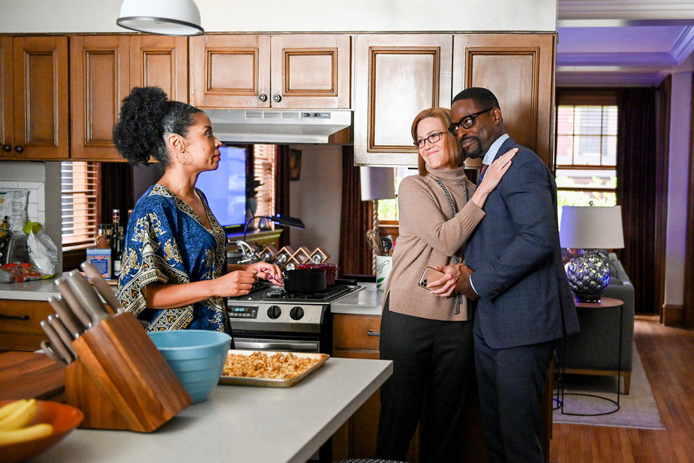 Susan Kelechi Watson, this is us, Mandy Moore, Sterling K. Brown