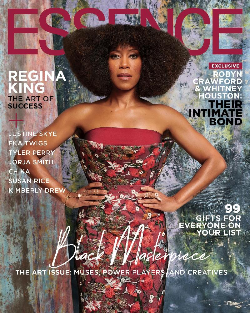 Regina King (essence dec 2019 cover)