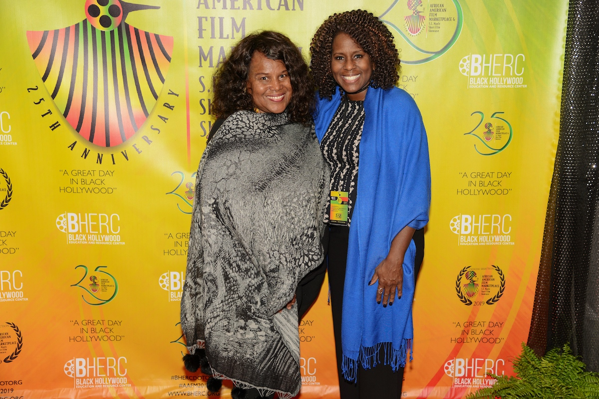 Sandra Evers Manly and LaRita Shelby BHERC 2019