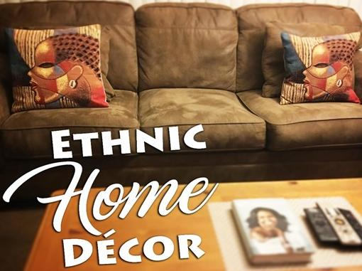 Shades of Color - ethnic home decor