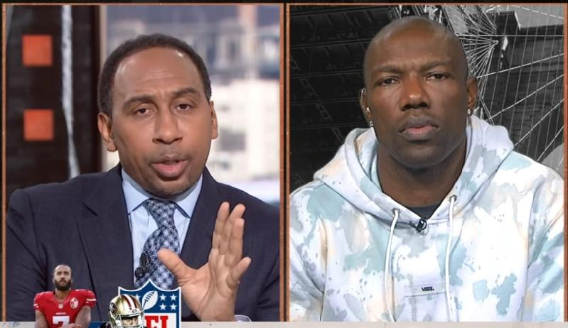 Stephen A Smith - Terrell Owens (screenshot)