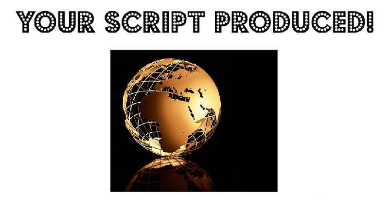 Your Script Produced