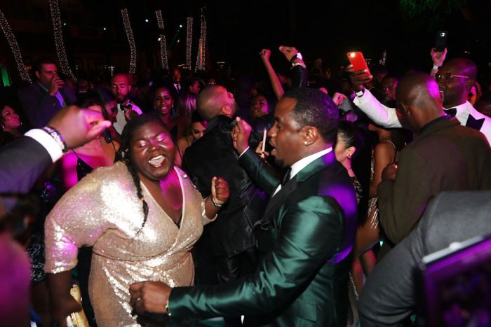 """Sean """"Diddy"""" Combs Hosts CIROC The New Year 2018 Powered By Deleon Tequila"""