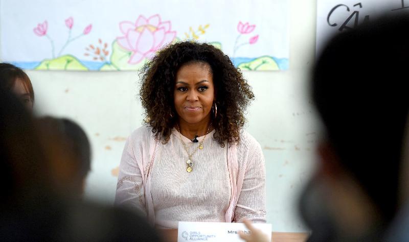 Michelle obama (getty)