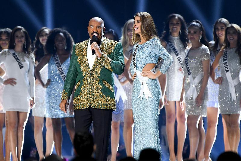 Steve harvey - 2019 Miss universe - gettyimages