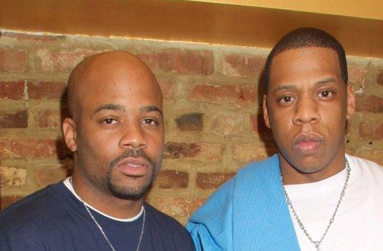 Dame Dash, Jay Z
