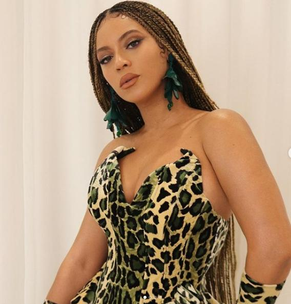 Beyonce - Leopard1 (IG)