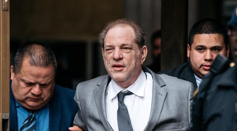 Harvey Weinstein - Getty