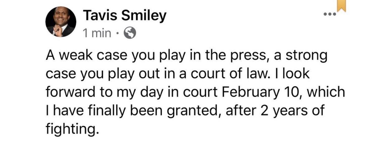 Tavis_Smiley_Statement