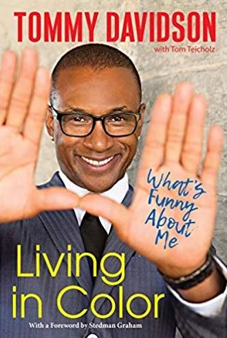 Tommy Davidson - Living in Color (cover pic)