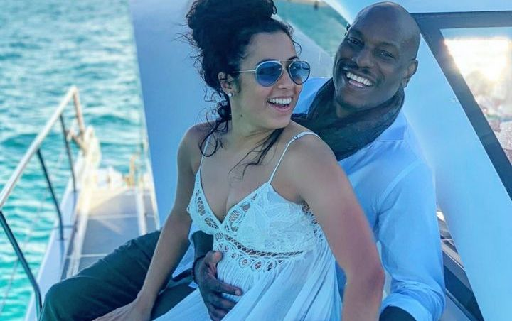 Tyrese Gibson and his wife Samantha