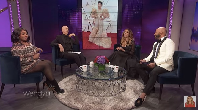 Wendy Williams Show - Style Squad