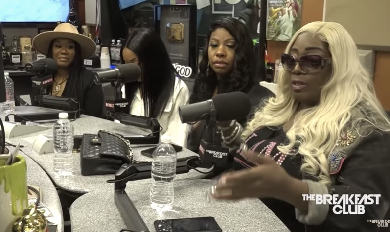 'Trap Queens' on 'The Breakfast Club'