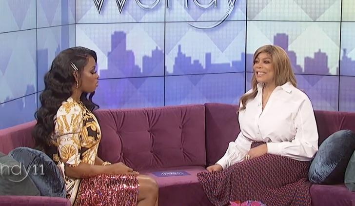 """Remy Ma on """"Wendy Williams"""" - Feb. 11, 2020"""
