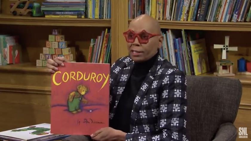 RuPaul on SNL