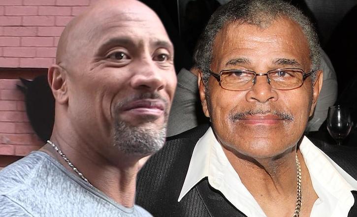 Dwayne The Rock Johnson - Rocky Soulman Johnson