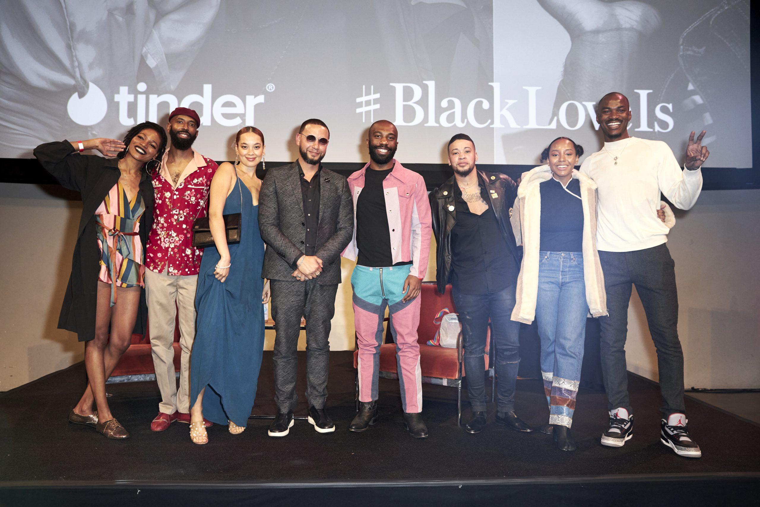 blackloveis, tinder, director x