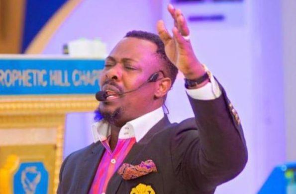 Nigel Gaisie of the Prophetic Hill Chapel in Accra