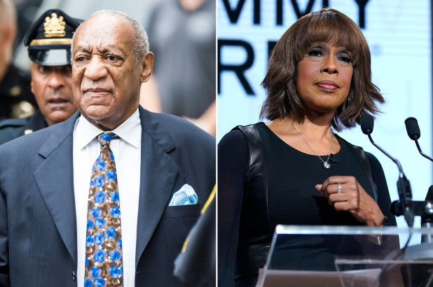 Bill Cosby calls out Gayle King