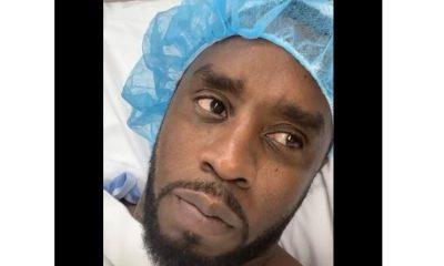 sean diddy combs - hospital- ig