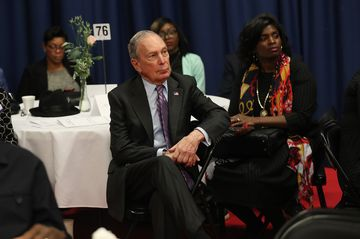 Bloomberg at Brown AME