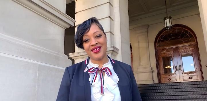 Angela Stanton-King, Woman Pardoned by Trump, is Running as a Republican Against John Lewis