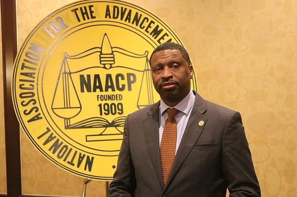 Derrick Johnson - NAACP