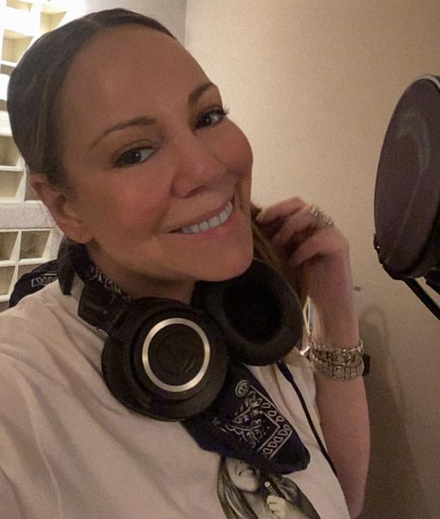 Mariah Carey - IG