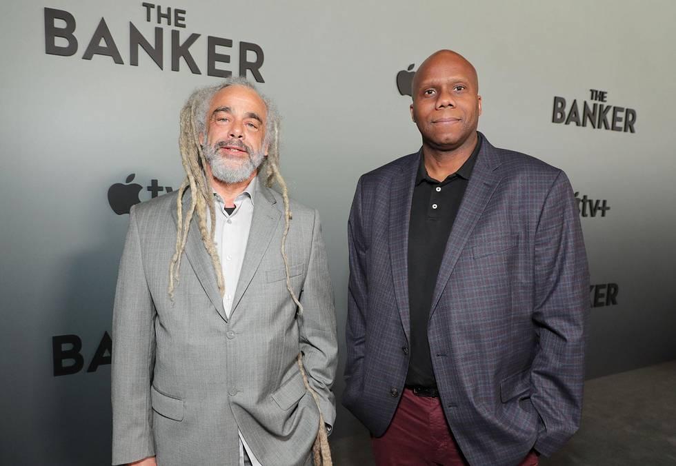TheBanker_Premiere_Memphis - Lewis Smith & Stan Yonger