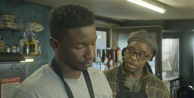 Uncorked - Mamoudou Athie & Courtney B Vance1 - screenshot